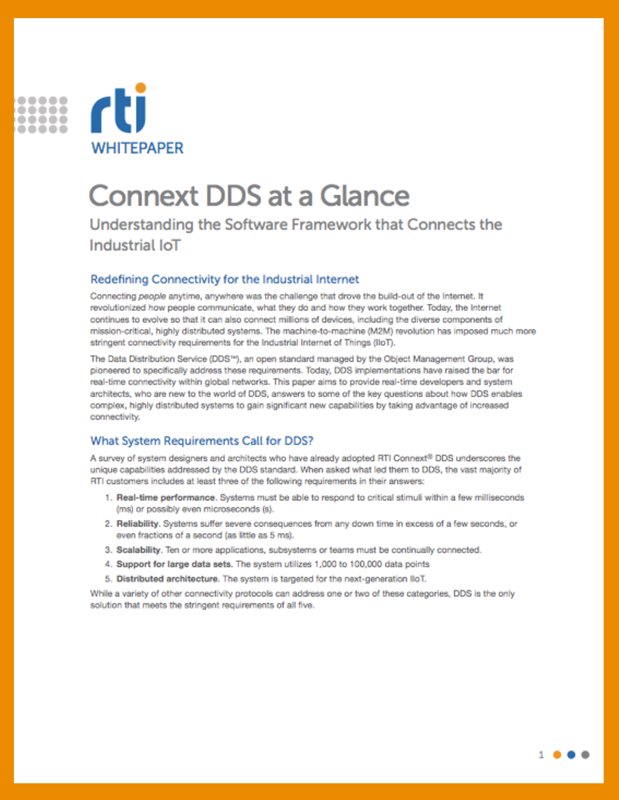 What is DDS?